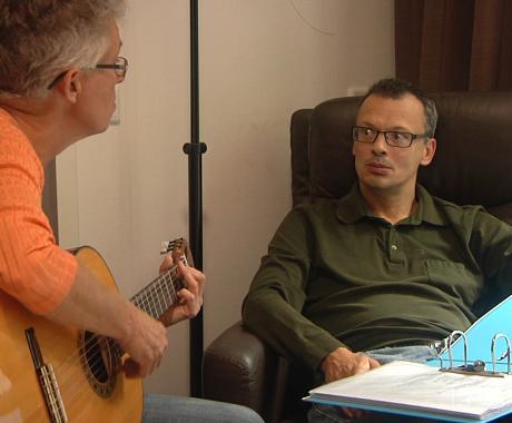 NL Zorgland: Muziektherapie